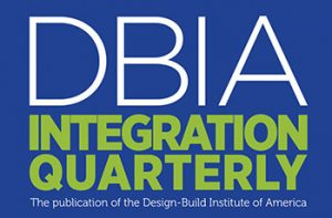 DBIA Integration Quarterly