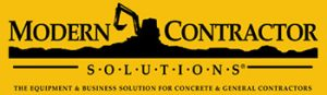 Modern Contractor Solutions Logo
