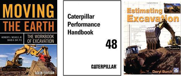 Best Earthwork Estimating Books
