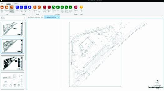 InSite Elevation PDF Window