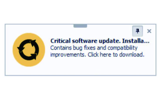 Software Updates Are Critical